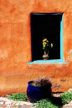 Susanne Van Hulst - Corner in Santa Fe NM