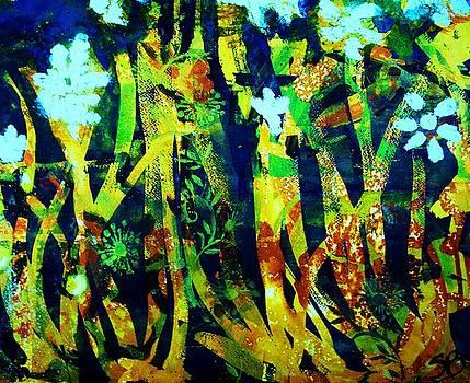 Corner of the Woods by Samuel Banks