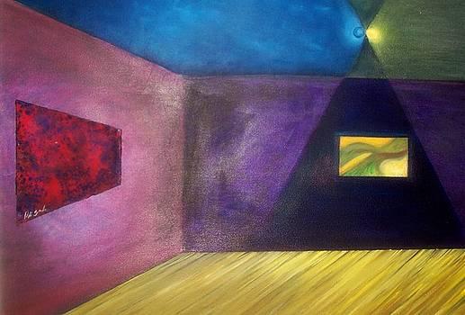 Corner Room  by Peter Sparks