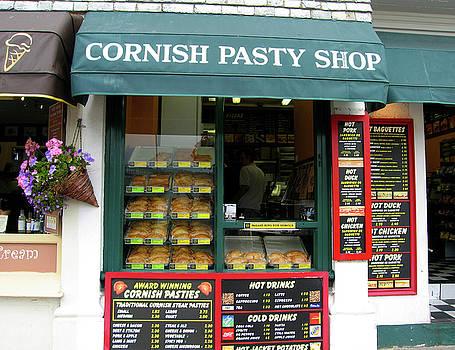 Kurt Van Wagner - Cornish Pasty Shop