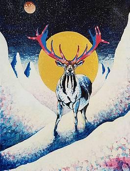 Cornua ex Deo deer by Zero Cannon