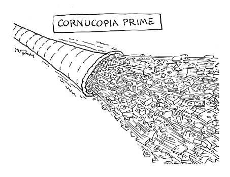 Cornucopia Prime by Mike Twohy
