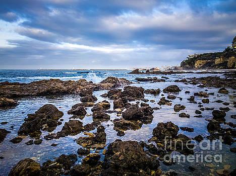 Paul Velgos - Corona Del Mar California Tide Pools