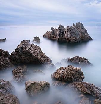 Corona Del Mar Dawn by William Dunigan