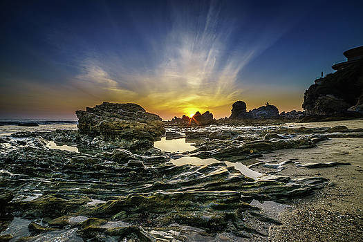 Corona Del Mar Fade Out by LiveforBlu Gallery