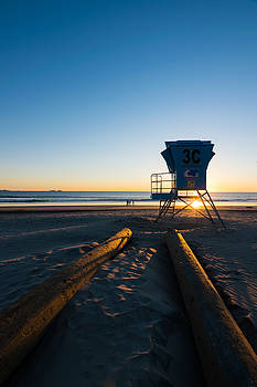 Robert VanDerWal - Coronado Lifeguard Station