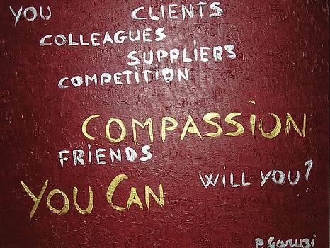 Corporate Compassion by Piercarla Garusi