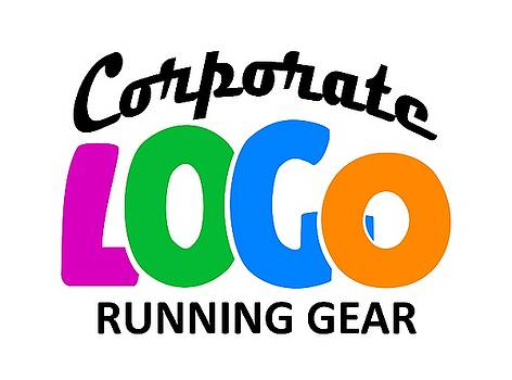 Corporate Logo Running Gear by Ray Charbonneau