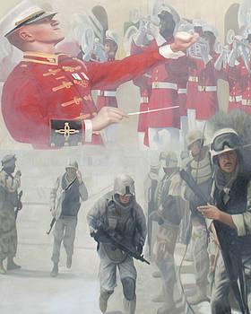 Corpsman Up by Todd Krasovetz
