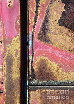 Corrosion by Glennis Siverson