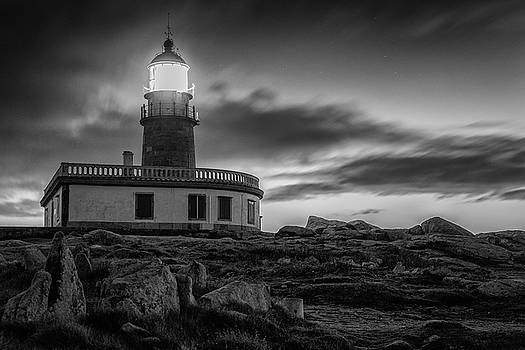 Corrubedo Lighthouse by David Garcia Eirin
