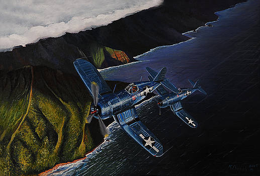 Corsairs by Kerry Burch