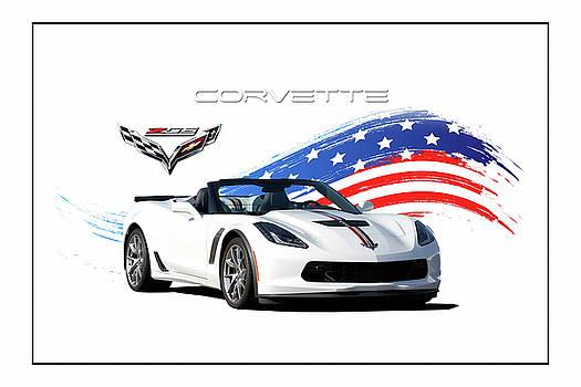 Corvette America by Peter Chilelli