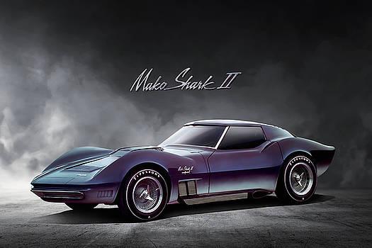 Corvette Concept by Peter Chilelli