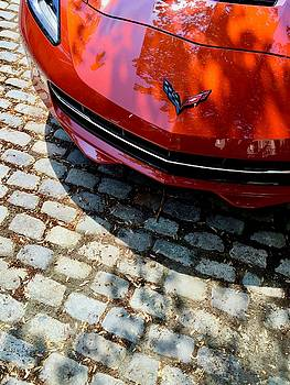 Corvette in Georgetown by Lexi Heft