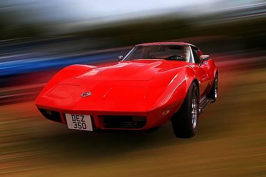 Corvette Stingray by Chris Day