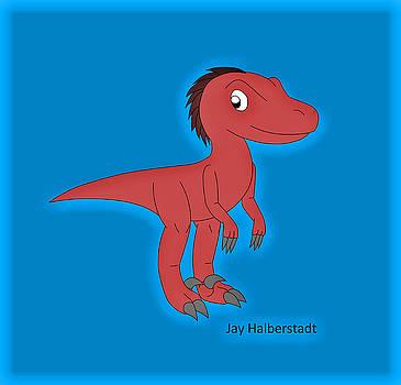 Cory Raptor by Jayson Halberstadt