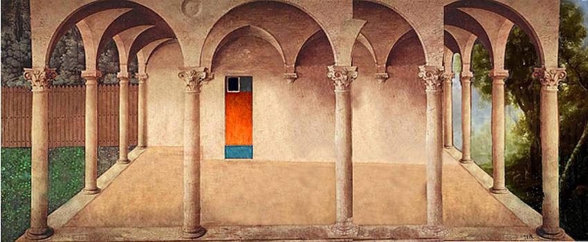 Cosimo's Interior by Sidney Orlovitz