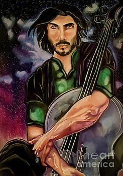 Cosmic Cello by Tiffany Brazell