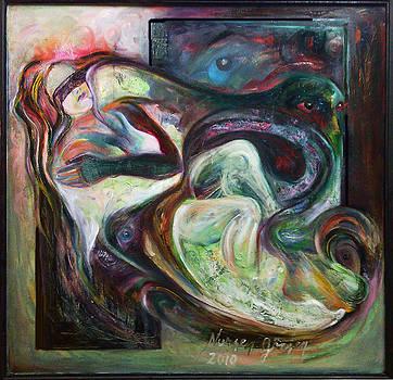 Cosmic Consciousness by Nursen Gorseldil
