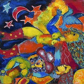 Cosmic Cowgirls by Havi Mandell