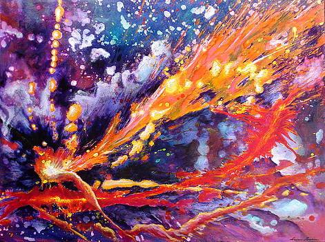 Cosmic Fire by Susan Graham
