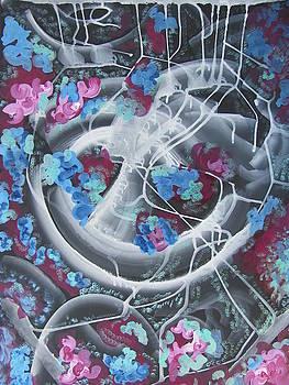 Cosmic flower by Vlado Katkic