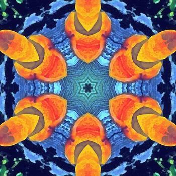 Cosmic Fluid by Derek Gedney