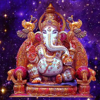 Cosmic Ganesh By Svahha Devi