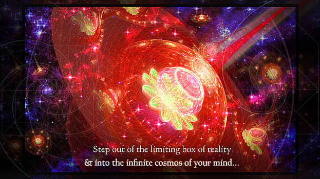 Cosmic Inspiration God Source by Shawn Dall