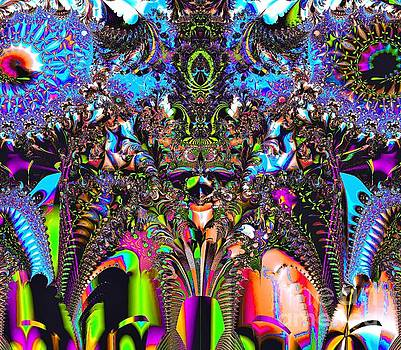 Cosmic Intelligence by Keri West