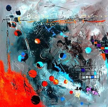 Cosmic movement by Pol Ledent