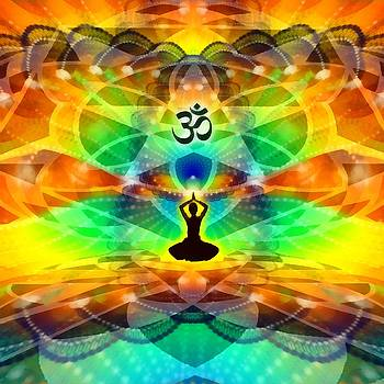 Cosmic Spiral 69 Painted by Derek Gedney
