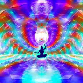 Cosmic Spiral 72 Painted by Derek Gedney