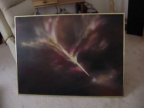 Cosmic Storm by Patrick Thompson