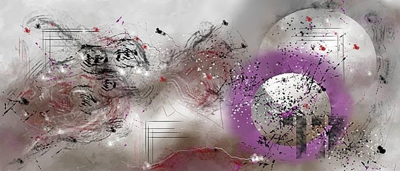 Cosmic Symphony by Eduardo Tavares