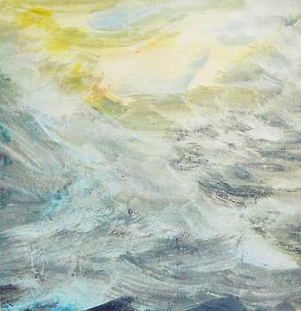Cosmic wind by Madina Kanunova