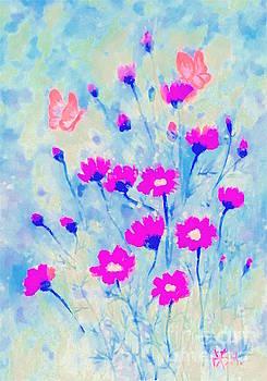 Cosmos dream by Wonju Hulse