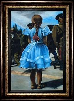Cossack gir by Vanessa Steyn