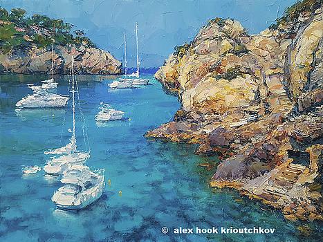 Costa de Deia III by Alex Hook Krioutchkov