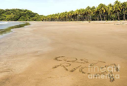 Oscar Gutierrez - Costa Rican Beach