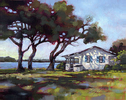 Costal Cottage by Todd Baxter