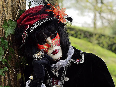Guido Beelen Artwork Collection Masks