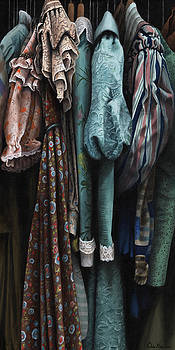 Costumes from the Stratford Warehouse No.11 by Chris Klein