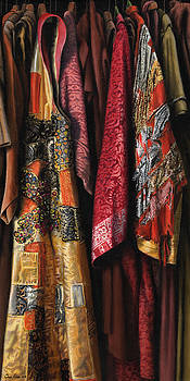 Costumes from the Stratford Warehouse No.12 by Chris Klein