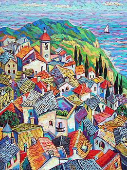 Cote-D'Azur by Elizabeth Elkin