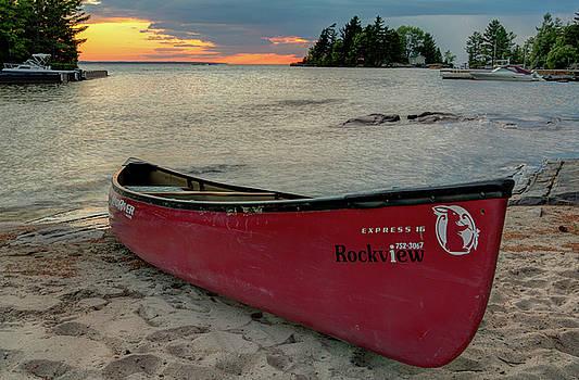 Garvin Hunter - Cottage Canoe