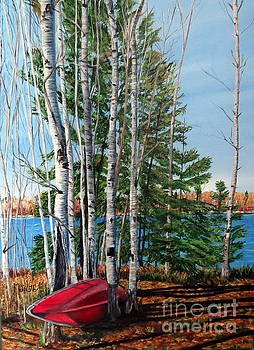 Cottage Country 2 by Marilyn McNish