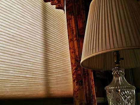 Cottage Lamp by Michael L Kimble