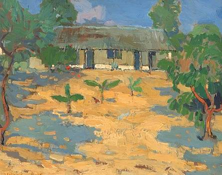 Wenning Pieter - Cottage Nelspruit 1919